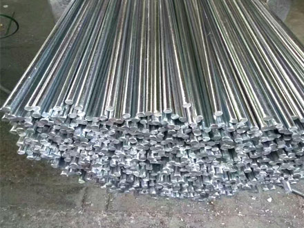 12热镀锌圆钢